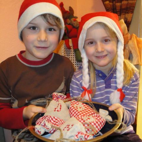 Schülerhort und Mittagstisch: Weihnachtsfeier