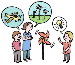 Wir lernen eigenverantwortlich und gemeinsam, aktiv und nachhaltig.